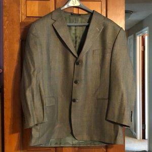 Men's Tweed Blazer